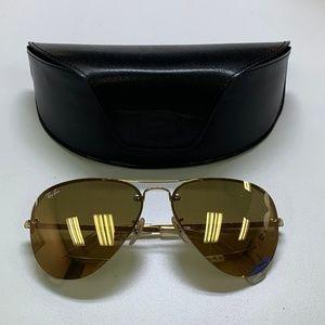🕶️Ray-Ban RB3449 Sunglasses/920/VT650🕶️